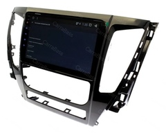 Магнитола для Mitsubishi Pajero Sport 3 (16-20) Android 10 6/128GB IPS DSP 4G модель CB-3112TS10