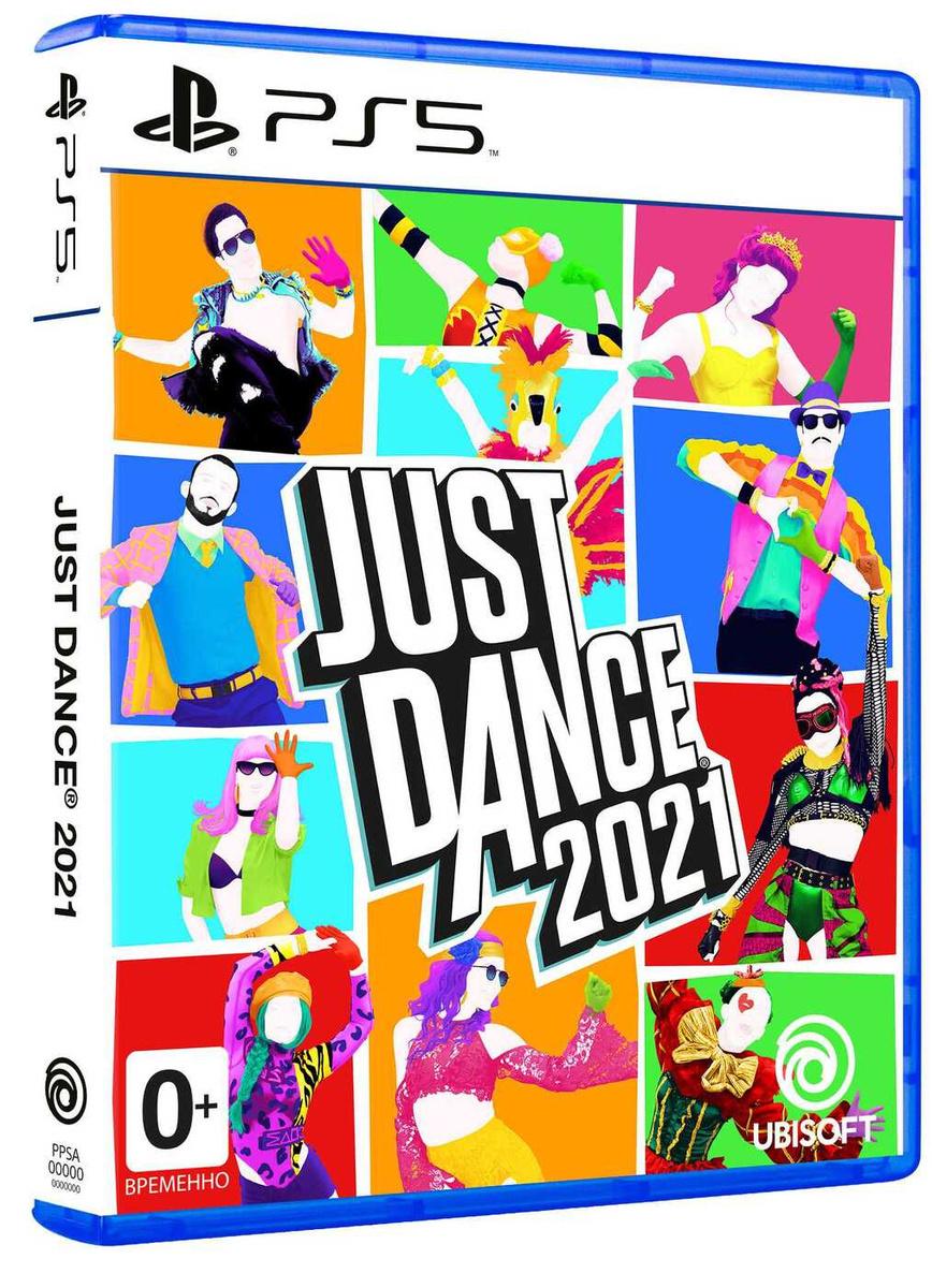 Just Dance 2021 [PS5, русская версия] купить в Sony Centre Воронеж