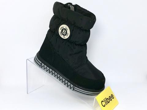 Clibee (зима) K910 Black 22-27