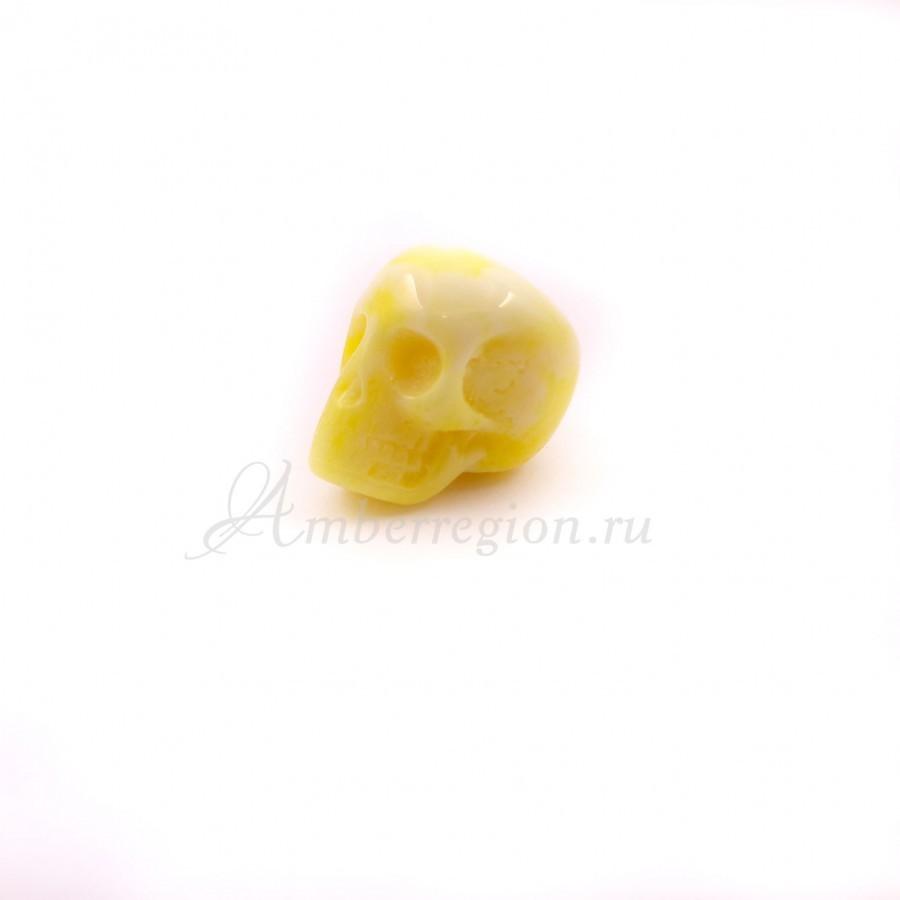 Янтарный череп (10 шт.)