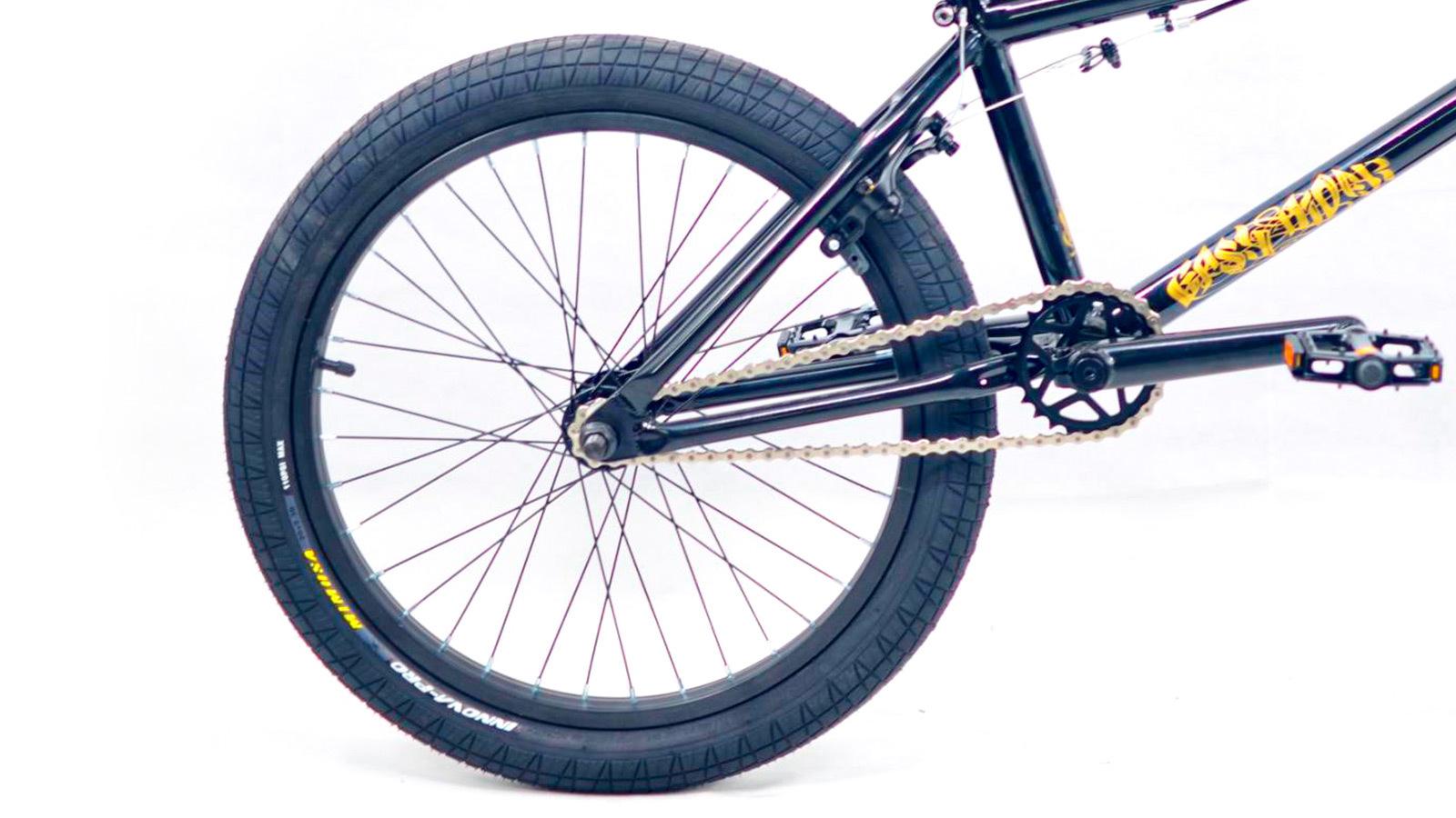 Велосипед подростковый трюковой бмх колесо