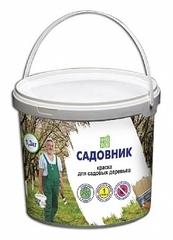"""Краска для садовых деревьев """"Садовник""""  (1.3 кг)"""