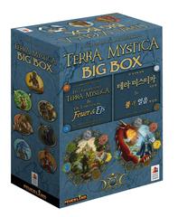 Terra Mystica: Big Box