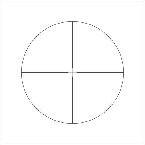 Прицел для пневматики Veber Храбрый Заяц 3-7x20 C