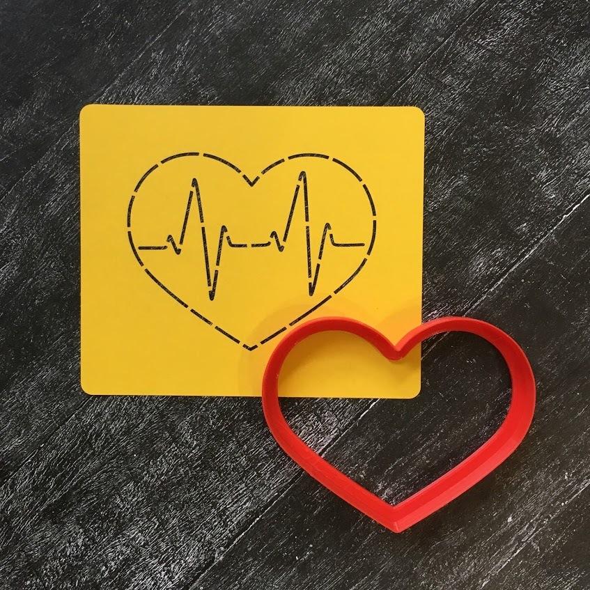 Сердце медицинское №2 Пульс