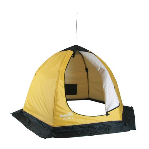 Палатка-зонт зимняя трехслойная Helios Nord-2