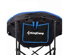 Кресло кемпинговое Kingcamp 3816 Moon Leisure Chair 84x70x80 синий - 2