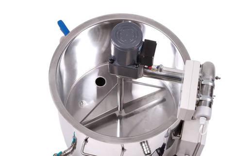 Сыроварня с автоматической мешалкой МолЗавод 35 литров, фото