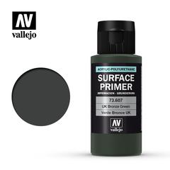 Surface Primer 607-60ml Uk Bronze Green