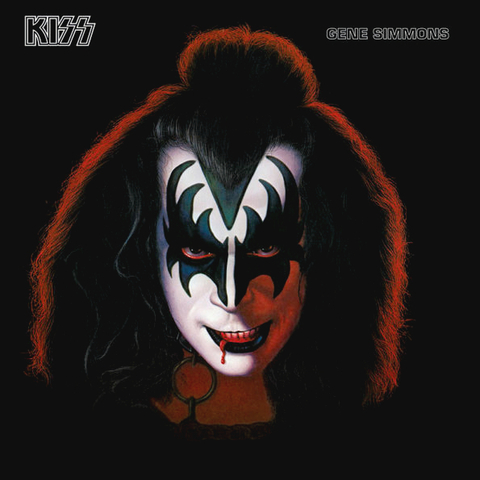 Gene Simmons / Kiss: Gene Simmons (LP)
