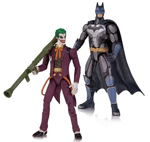 Injustice: Batman & The Joker 3.75