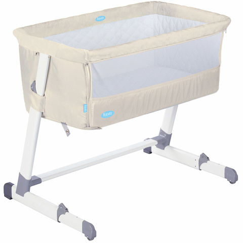 Детская приставная кроватка Nuovita Accanto (Beige / Бежевый)