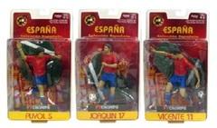Футболисты Сборная Испании фигурки