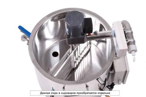 Автоматические сыроварни для дома и фермерского хозяйства Молзавод, 35 литров, Россия, фото