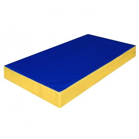 Мат гимнастический 1,0х0,5х0,1м (Атлет) (к 5079)