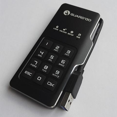 Мини-диск GuardDo SSD