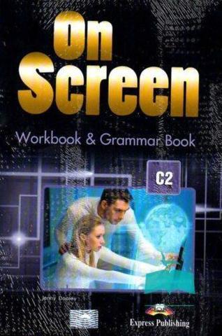On screen С2 Workbook (+DigiBook app) - рабочая тетрадь с доступом к приложению Digibooks