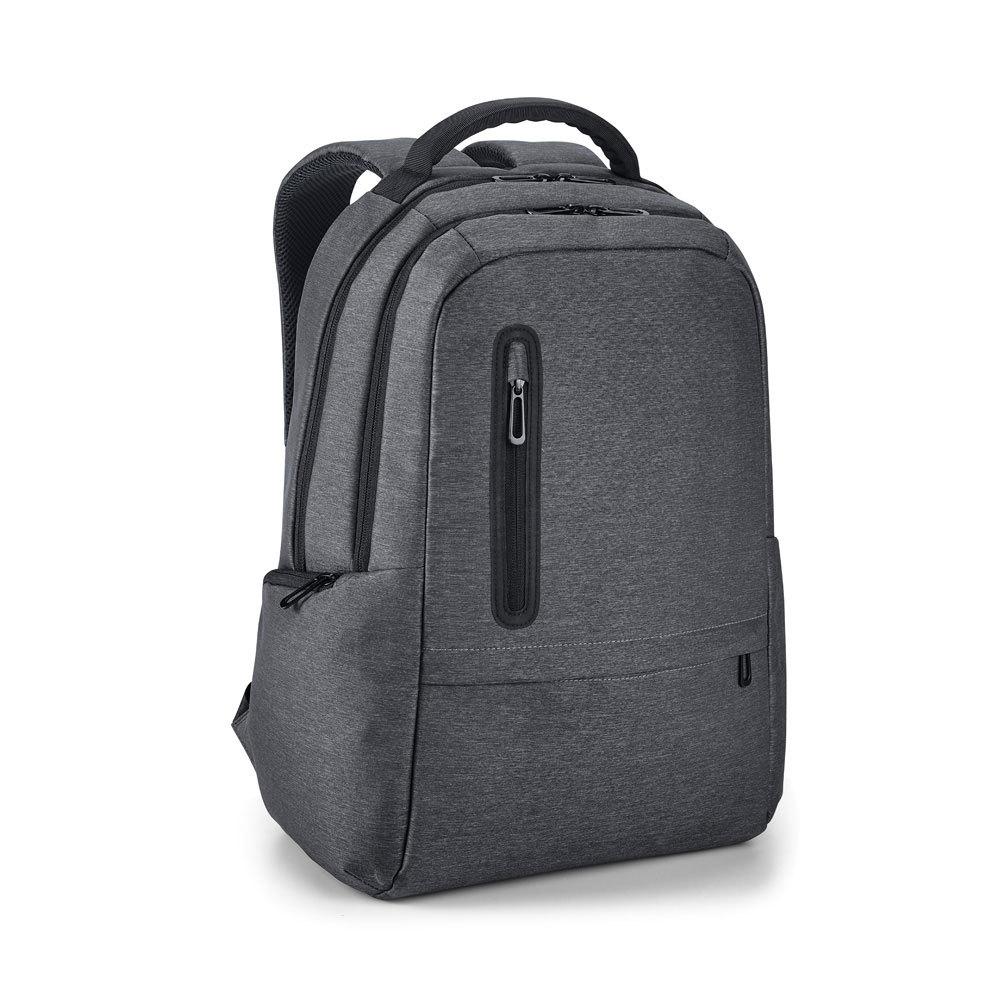 Fren Laptop Backpack, grey