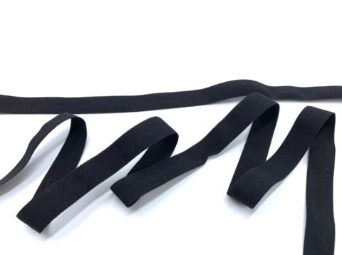 Бейка отделочная черная 15 мм