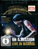 Michael Schenker's Temple Of Rock / On A Mission - Live In Madrid (Blu-ray)