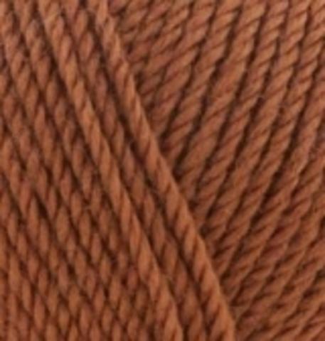 Пряжа Extra Alize 319 Бронзово-коричневый
