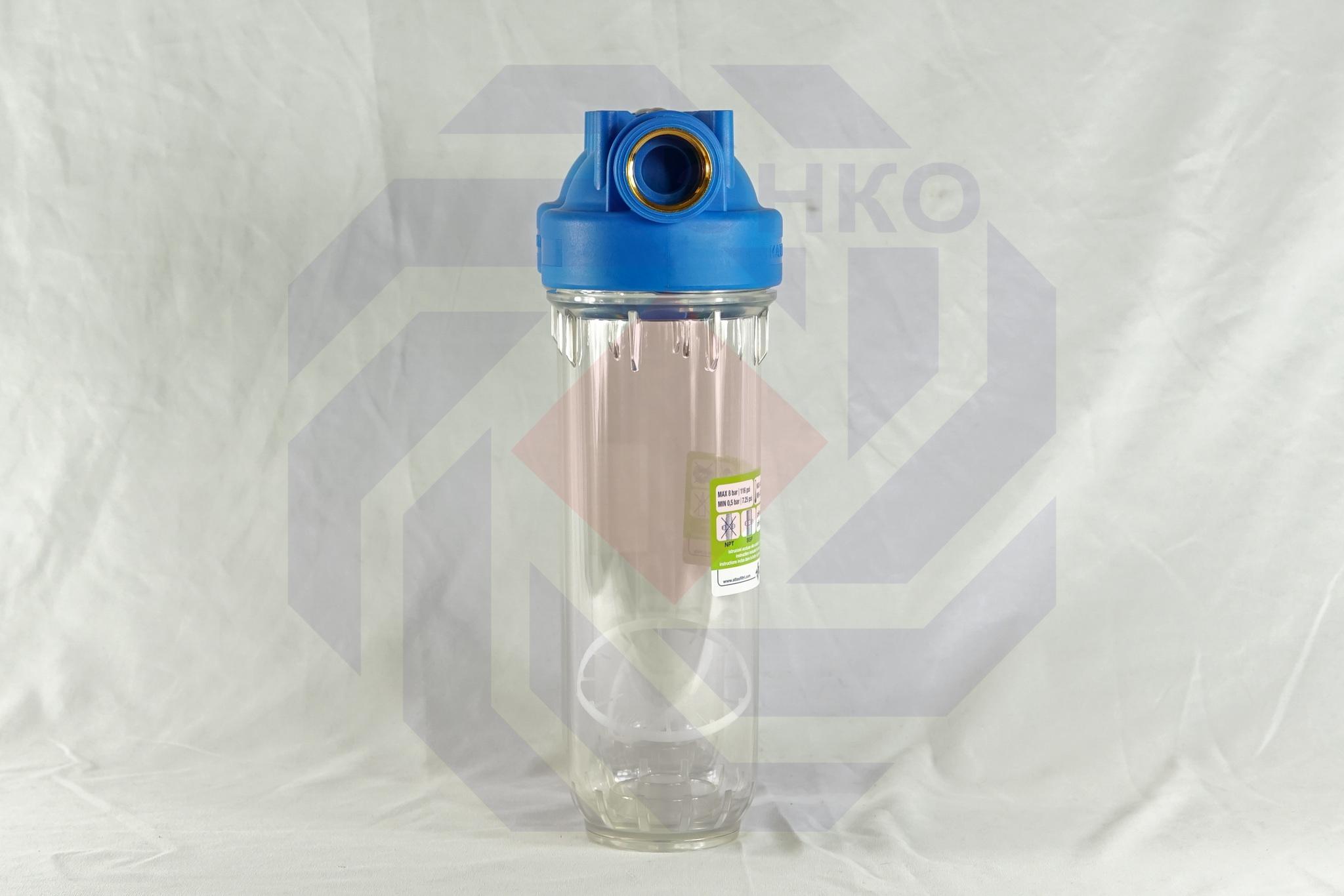Корпус фильтра двойной ATLAS DP 10 DUO OT TS 1