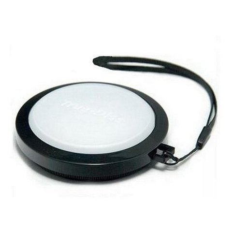 Крышка для установки баланса белого Phottix White Balance Lens Filter Cap 62mm