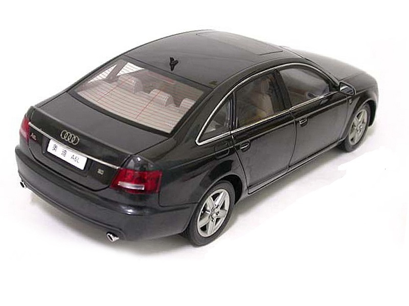 Коллекционная модель Audi A6L 2006
