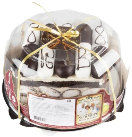 Торт Чоколадо ИП Базылева Е.Н. 1кг