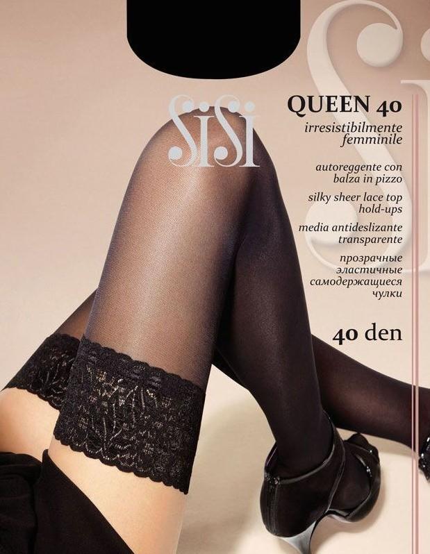 Sisi Queen 40 чулки женские