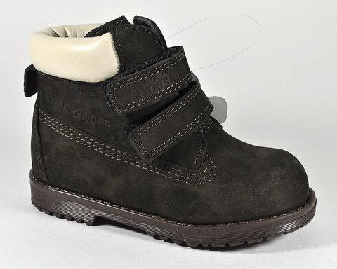 Ботинки утепленные Mini-shoes арт. S-505 Т-Ш арт. S-505 Т-Ш