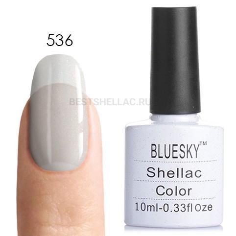 Bluesky Shellac 40501/80501 Гель-лак Bluesky № 40536/80536 Gold VIP Status, 10 мл 536.jpg