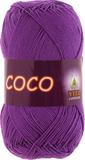 Пряжа Vita Coco 3888 лиловый