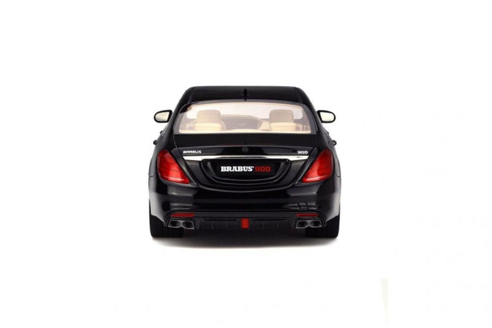 Коллекционная модель MERCEDES-BENZ W222 S-CLASS BRABUS ROCKET 900 2017 BLACK
