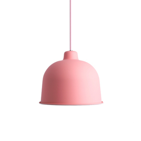 Подвесной светильник копия Grain by Muuto D21 (розовый)