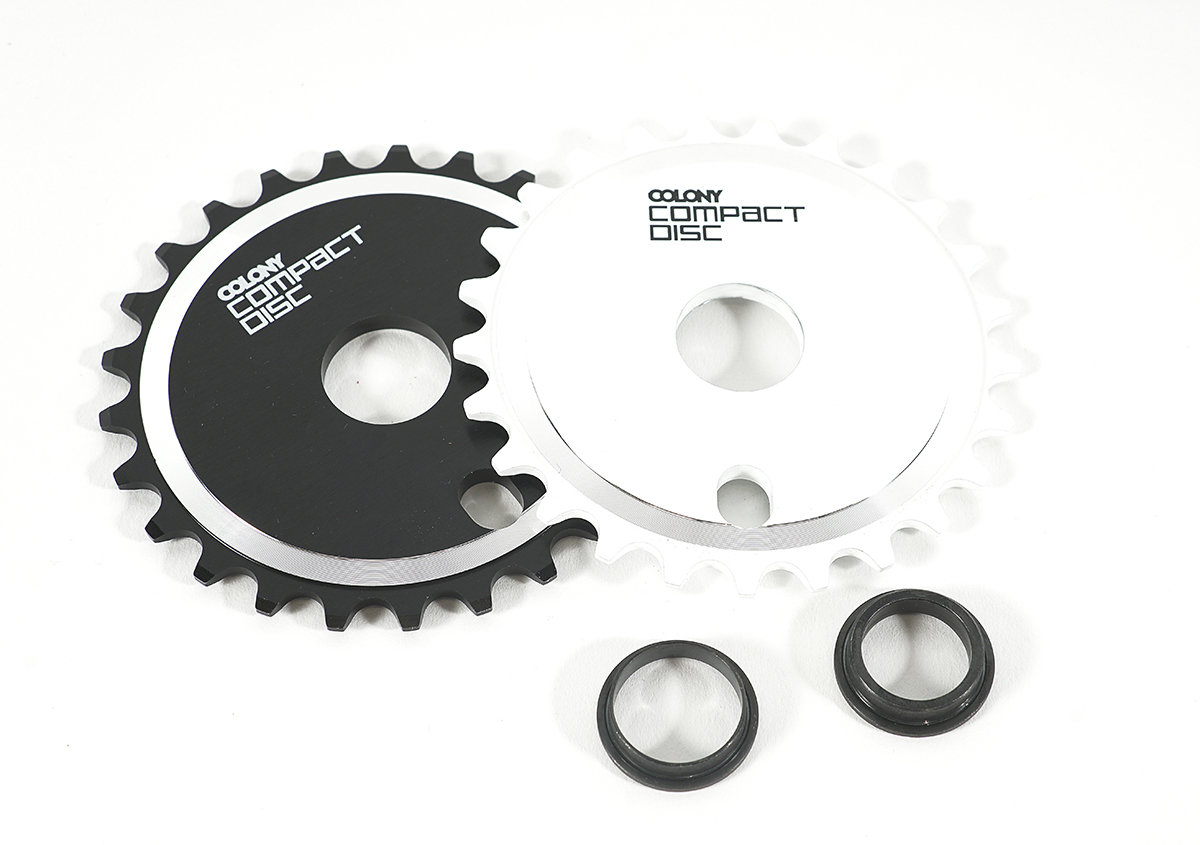 Звезда Colony CD Sprocket 25T / черный