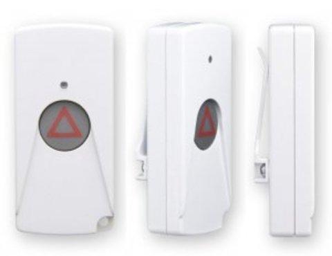 Извещатель охранный ручной точечный электроконтактный Астра-3221