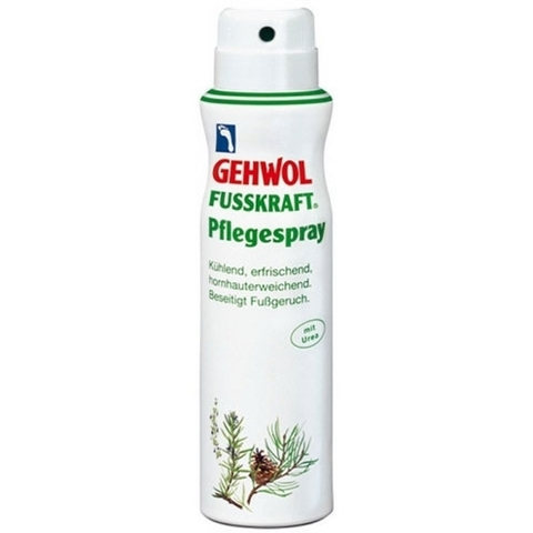 Актив-спрей GEHWOL Fusskraft Caring Foot Spray 150 мл