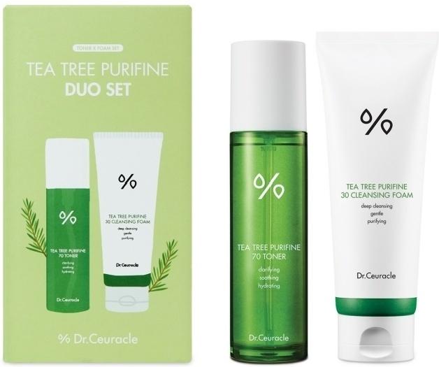 Dr.Ceuracle Tea Tree Purifine Duo Set