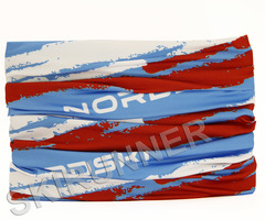Баф Nordski Stripe Blue-Red