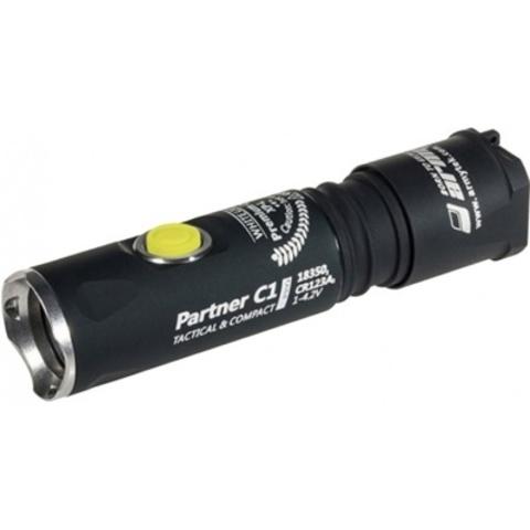Тактический фонарь Armytek Partner C1 Pro v3 XP-L (тёплый свет)