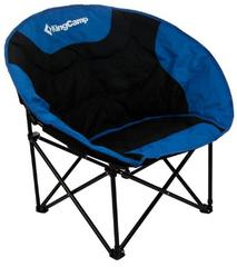 Кресло кемпинговое Kingcamp 3816 Moon Leisure Chair 84x70x80 синий
