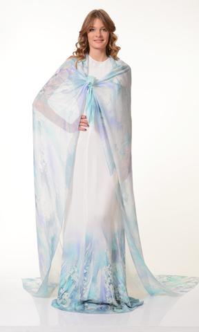 Платье Зимушка