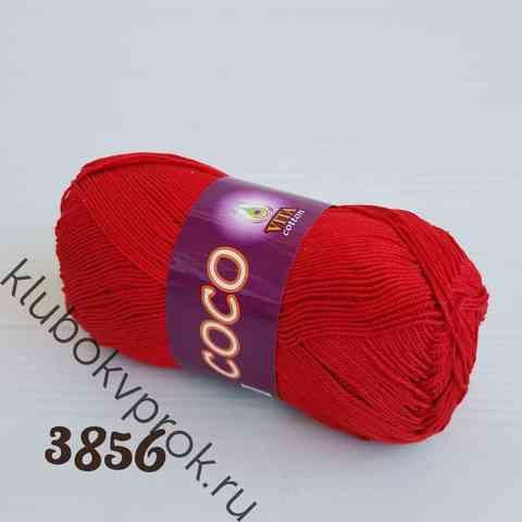 COCO VITA COTTON 3856, Красный