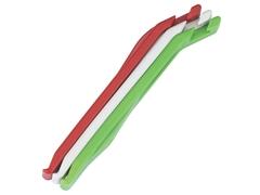 Инструмент для замены камеры и покрышки BBB tire levers EasyLift 3 red white green - 2