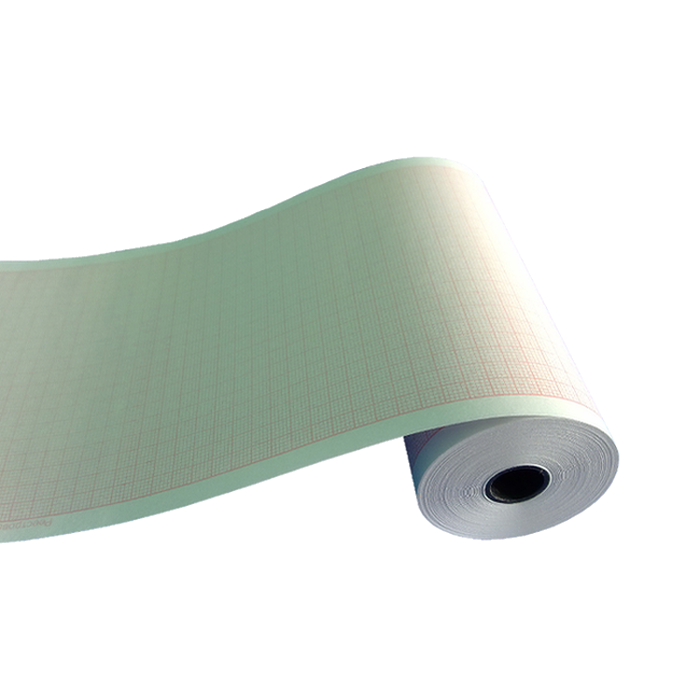 110x30x18, бумага ЭКГ для Nihon Kohden, Heart Screen, реестр 4037/1