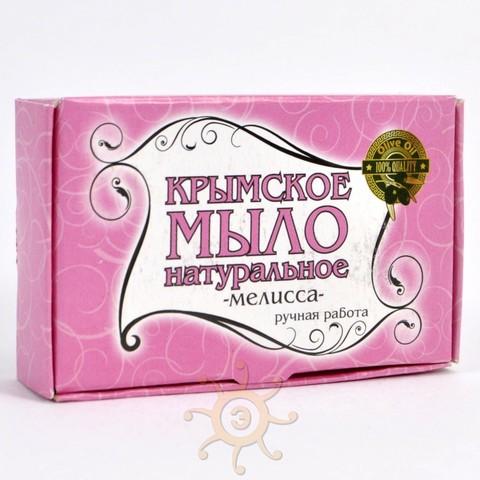 Мыло натуральное Мелисса Крымское, 85г