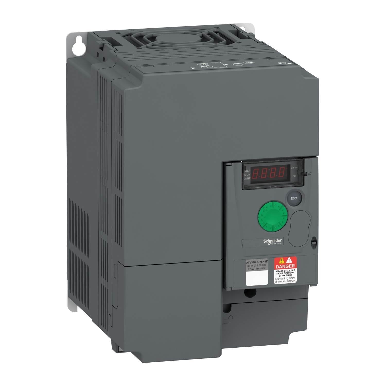 Schneider Electric ATV310HU75N4E (7.5 КВТ, 380В, 3Ф)
