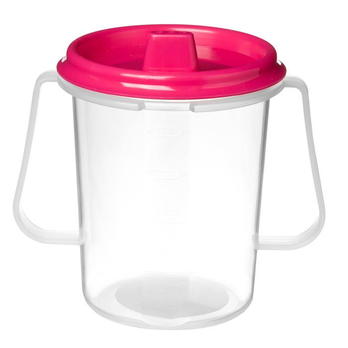 """Бутылочка детская Sistema""""Hydrate"""" 250 мл, цвет Розовый"""