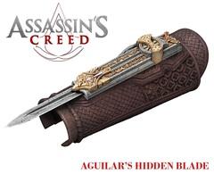 Оружие Ассасин Крид Агилар Скрытый клинок — Hidden Blade